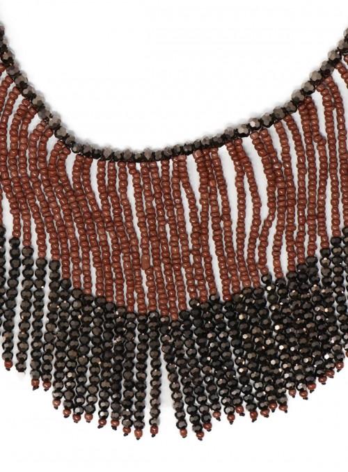 Gilda Beaded Necklace