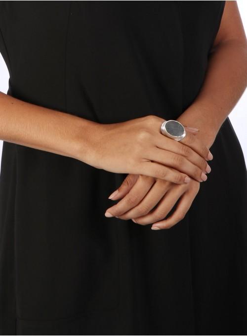 Azai Labradorite Gemstone Ring