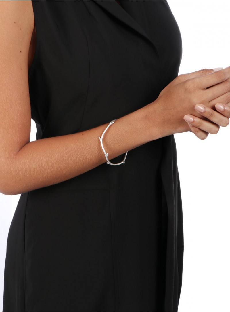 Azai Silver Bracelet