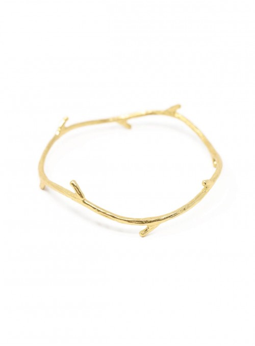 Azai Gold Plated Bracelet