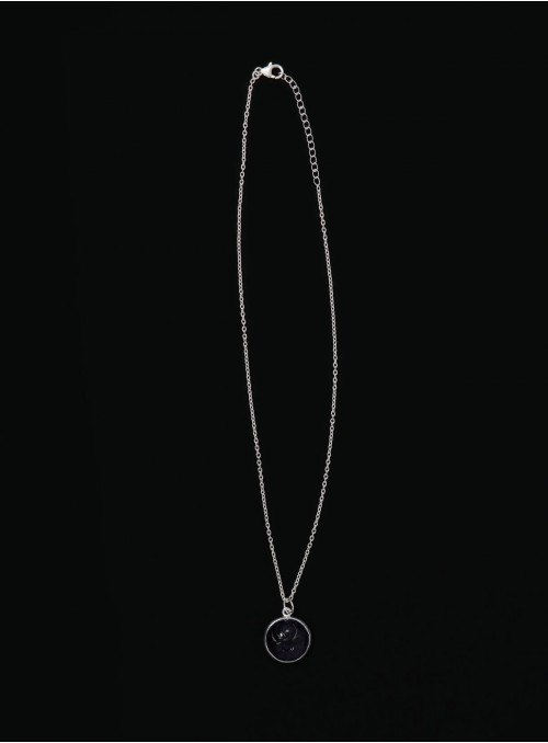 Azai Amethyst Stone Necklace