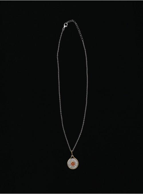 Azai Carnelian Pendant