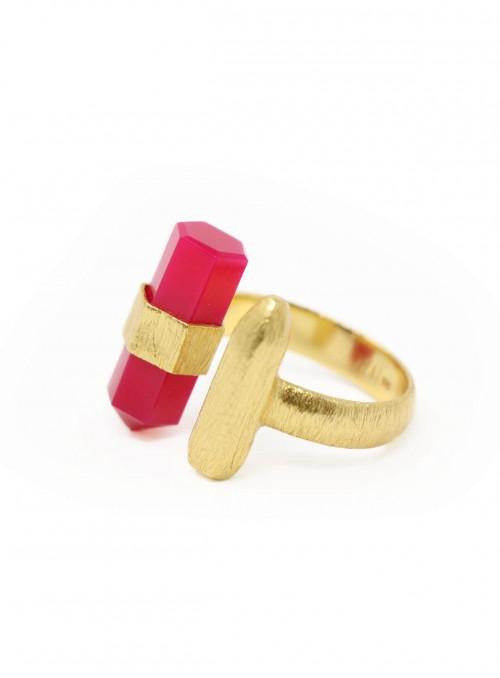 Azai Ruby Ring