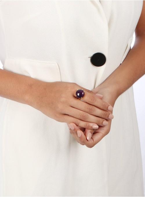 Azai Amethyst Ring