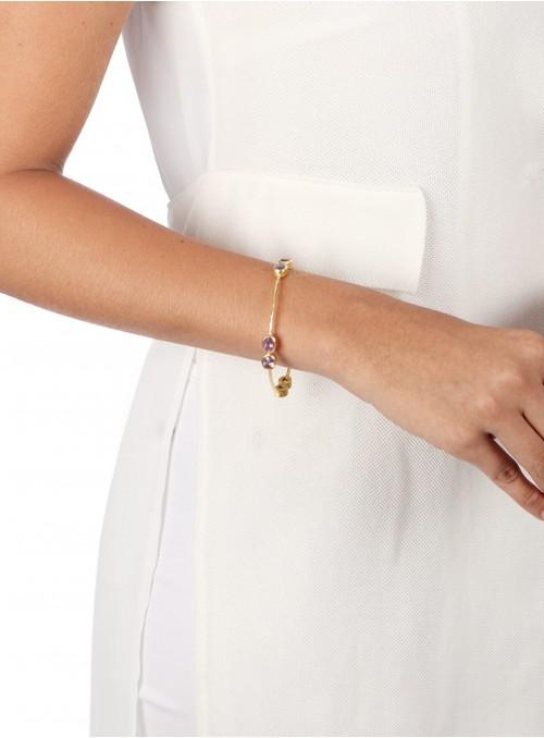 Azai Amethyst Bracelet