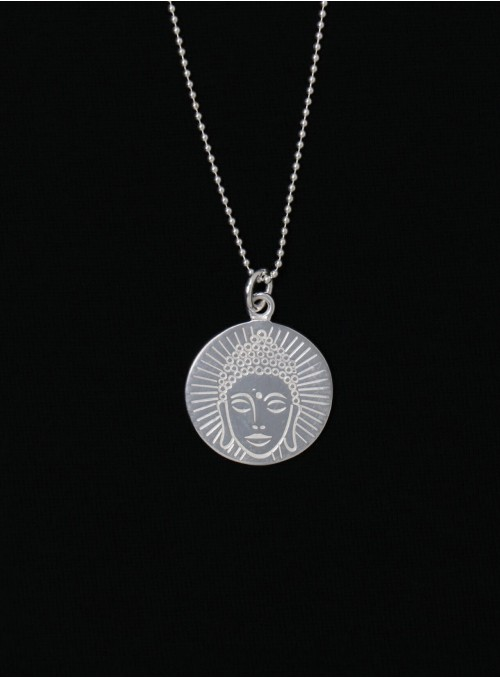 Azai Buddha Necklace