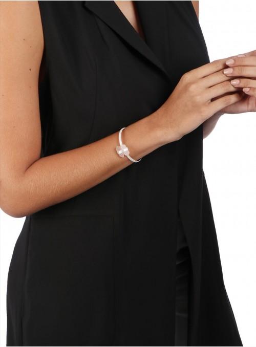 Azai Rose Quartz Bracelet