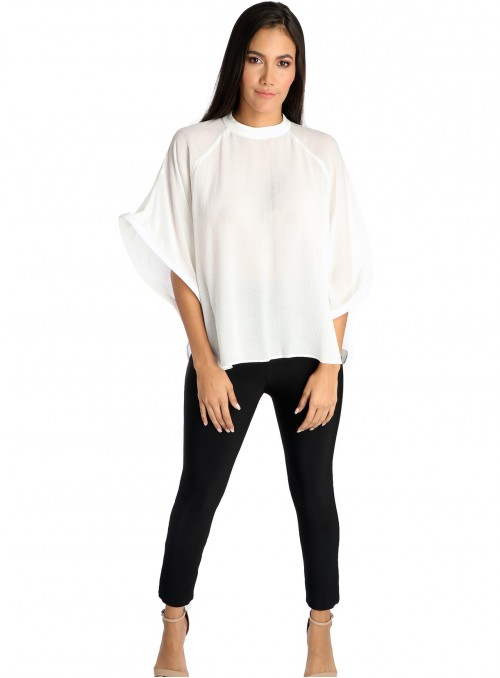 Adira Wide Sleeved Top