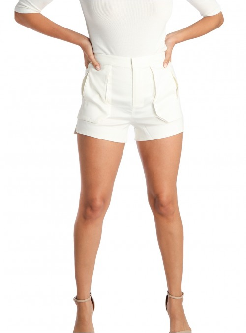 Neve Pleated Shorts