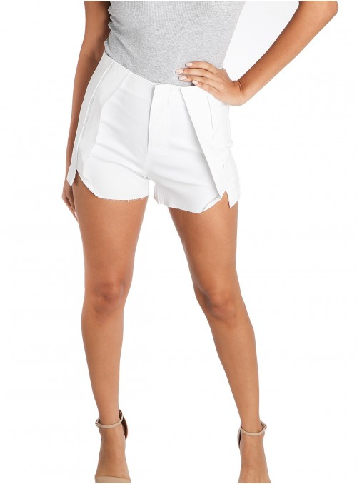 Eirwen Side Pleated Shorts