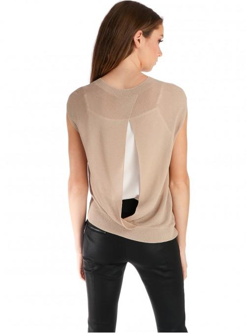 Asymmetrical Short Sleeved...
