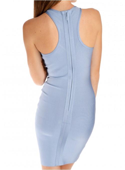 Poppy Banded Dress