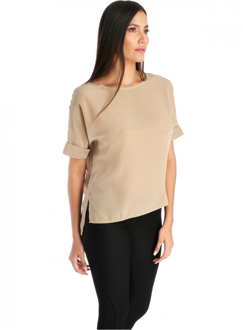 Weldon Silk T-shirt