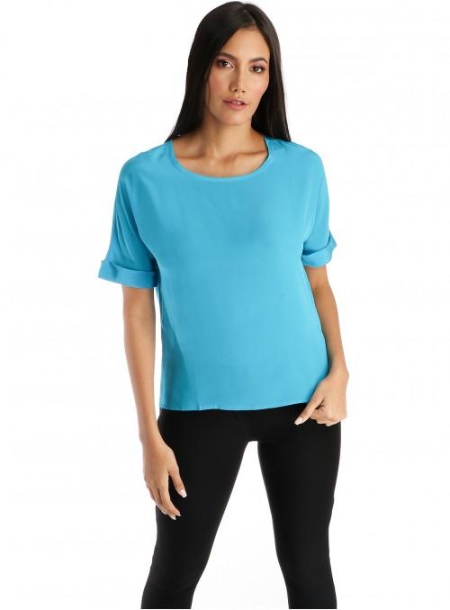 Weldon Silk T-shirt