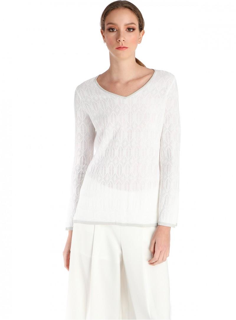 Tasi Techno Stitch Sweater