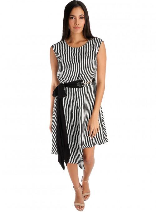 Adira Printed Dress