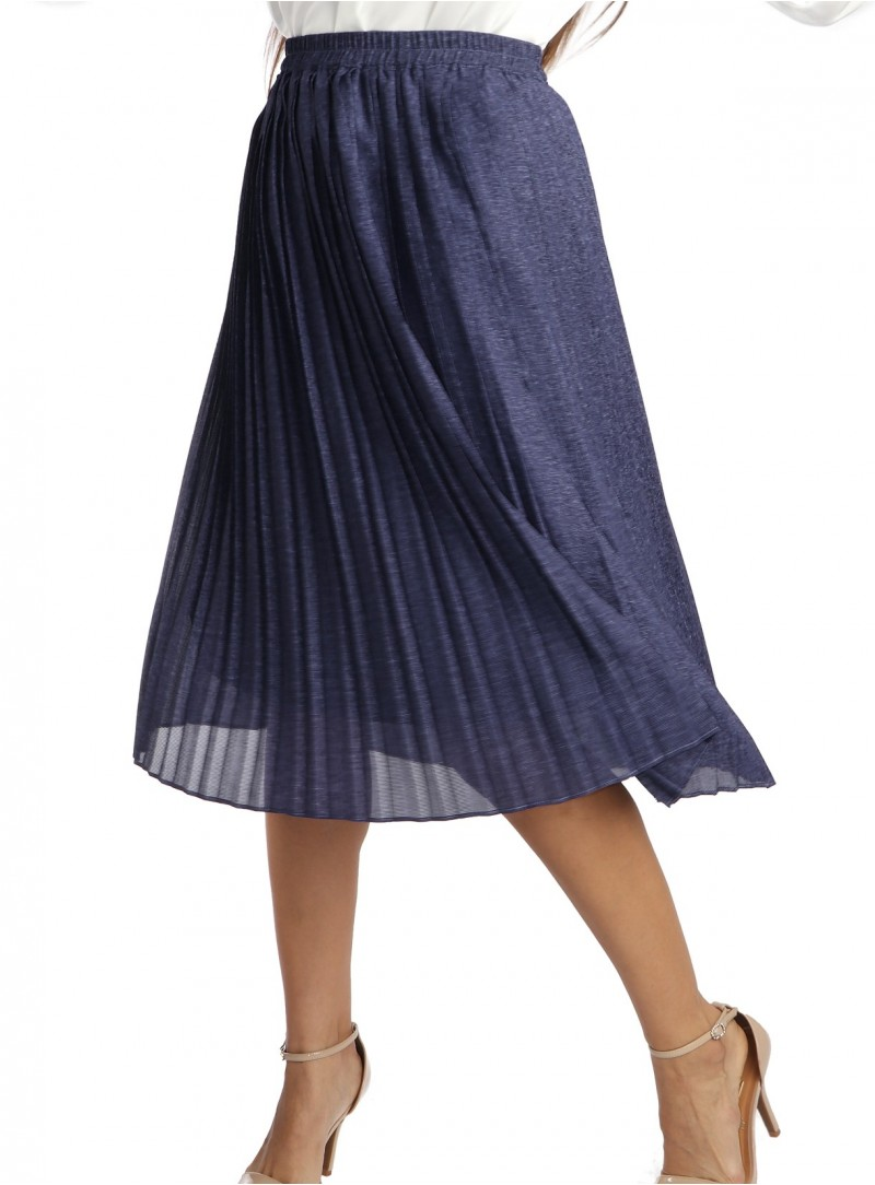 Eloise Pleated Skirt