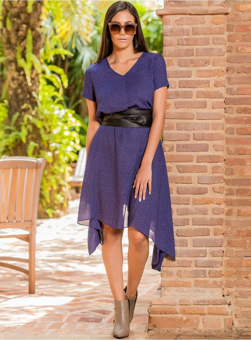 Olga Asymetric Dress