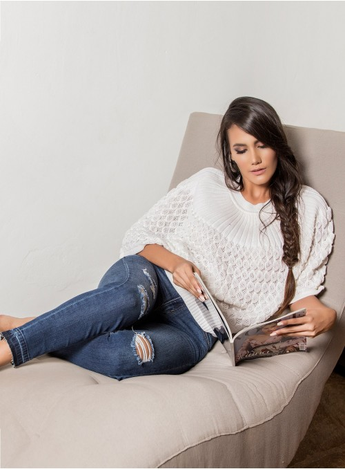 Layla Cropped Jeans