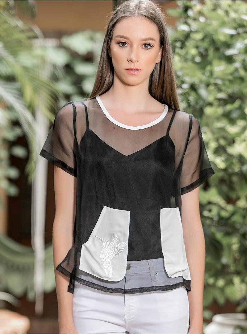 KF086 - Shirts - Black-L-Solid