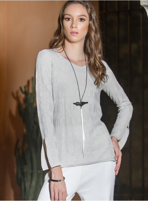 Tasi Techno Stitch Sweater