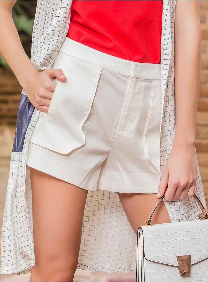 Neve Pleated Shorts