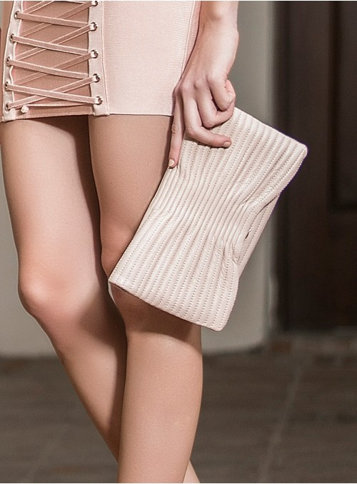 RB202 - Purse - Beige