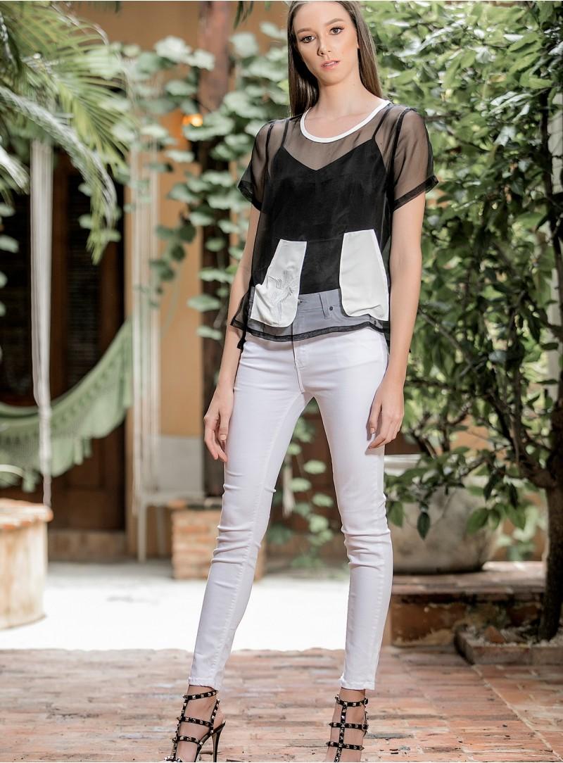 Jody Highrise Super Skinny Jeans